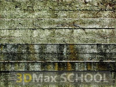 Бесшовные текстуры бетона - 19
