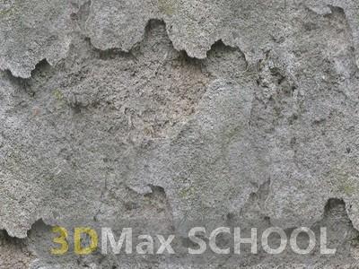 Бесшовные текстуры бетона - 45