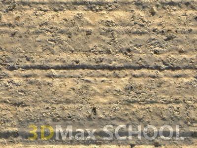 Бесшовные текстуры бетона - 52